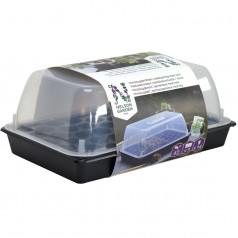 Miniplugsæt i dyrkningsbakke
