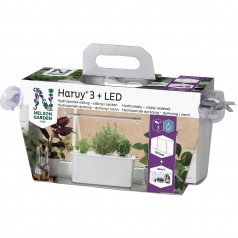 Hydroponisk Startpakke inkl. vækstlys - Harvy 3