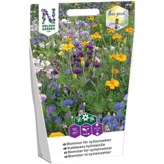 Blomsterfrø til nytteinsekter 20g - Nelson Garden