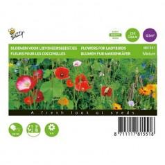 Blomsterblanding frø 'Mariehøns' - 250g