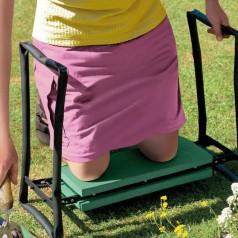 Have knæskammel - Foldbar