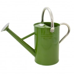 Metal vandkande, Tweed Green 4,5 liter