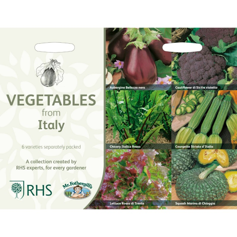 Grøntsager fra Italien