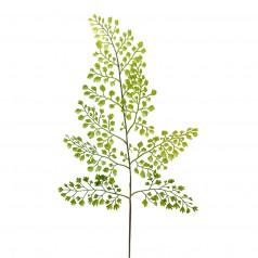 Kunstig Adiantum blad 60 cm.
