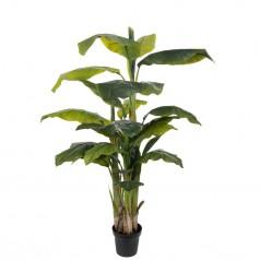 Kunstig bananpalme 150 cm
