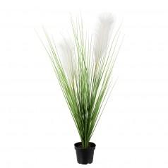 Kunstig græs i potte 65 cm.
