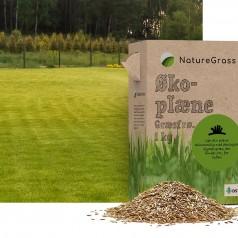 Økologisk græsfrø, Øko-plæne 1kg