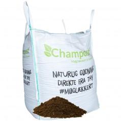 Champost Hækmuld, 900 Liter - Bigbag