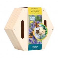 Sommerfuglehus, Hexagon