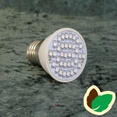 Vækstlys pære - 4W - 36 LED - E27