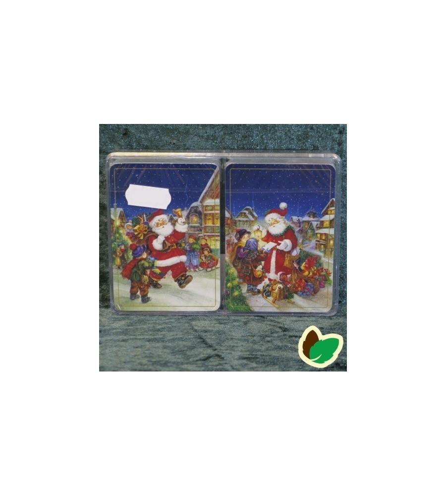 Jule Spillekort - Dobbet pakke