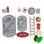 Dekorationsmaterialer | Stort udvalg i juleudsmykning