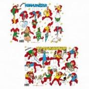 Stickers & kravlenisser | Stort udvalg i juleudsmykning