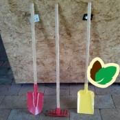 Haveredskaber til børn