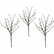 Julebelysning udendørs figurer & lyskæder | Stort udvalg